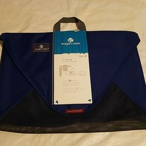 Eagle Creek Pack-It System Folder Pacific Blue NEW
